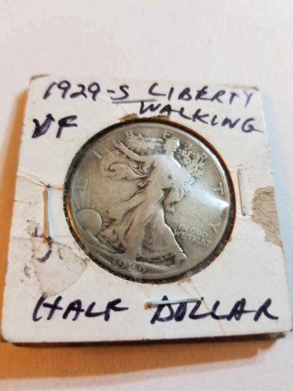 Vendo detector y toda mi colección de plata USA y monedas mexicanas 20200120