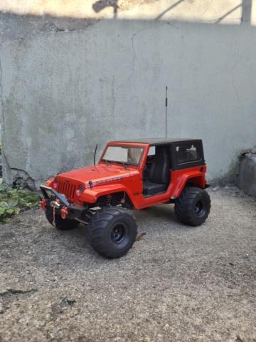 Jeep wrangler  20181211