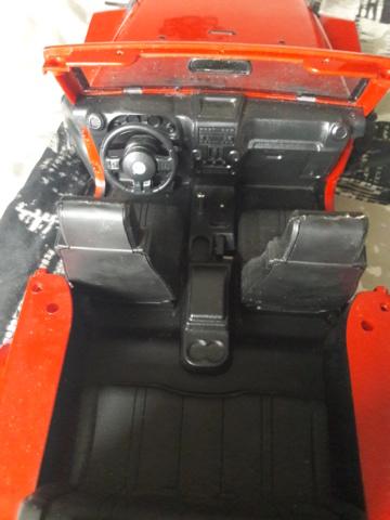 Jeep wrangler  20181214