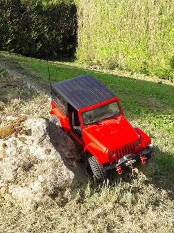 Jeep wrangler  20190610