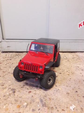 Jeep wrangler  20190624