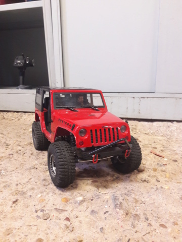 Jeep wrangler  20190625
