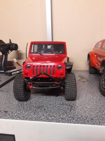 Jeep wrangler  20190626