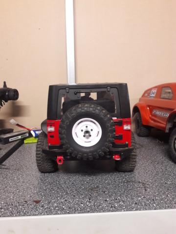 Jeep wrangler  20190627