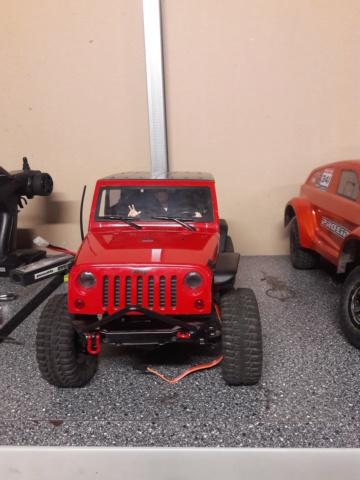 Jeep wrangler  20190628