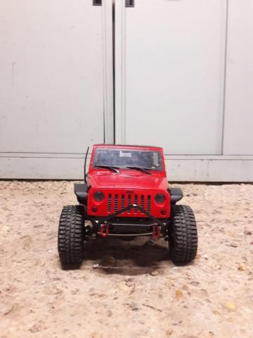 Jeep wrangler  20190633