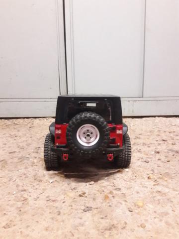 Jeep wrangler  20190634