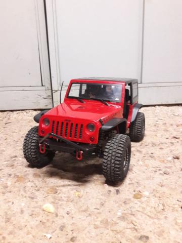 Jeep wrangler  20190635