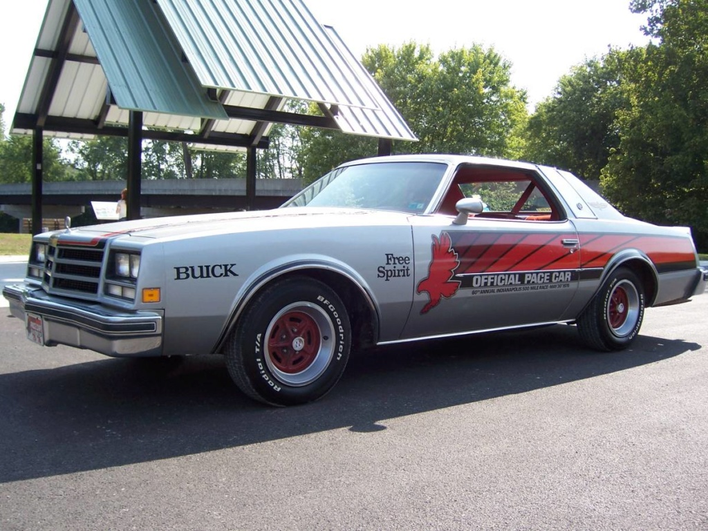 1976 Buick Century Pace Car For Sale 00b0b_10