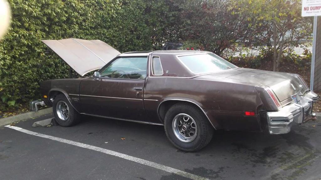 '77 Cutlass project or parts car- SF bay area  00d0d_12
