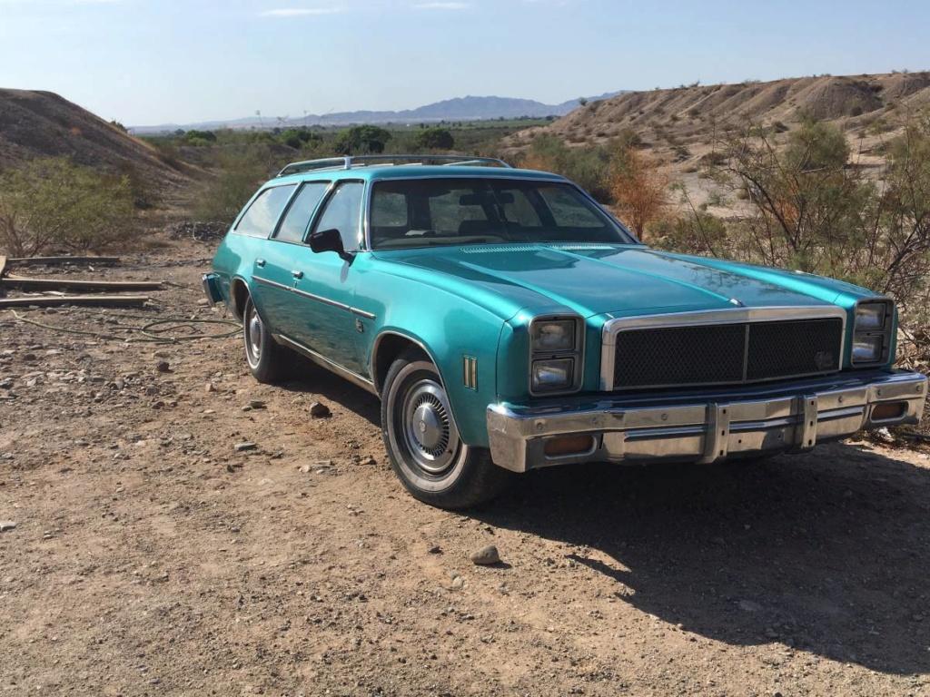 76 Malibu wagon- southern CA