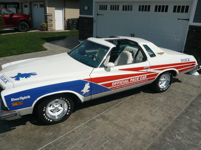 1976 Buick Century Pace Car For Sale 75buic10