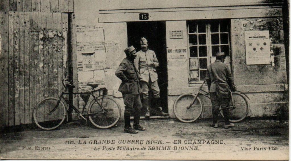 Peugeot - pliant Capitaine Gerard ,  model 1912  ww1 11111