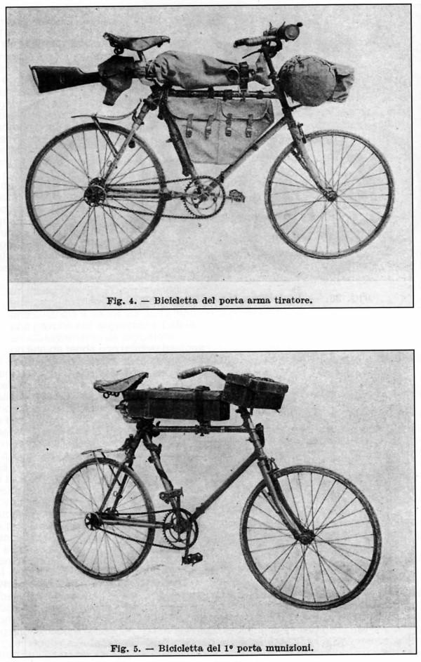 Bianchi - Bersaglieri Battaglione ciclisti  1310