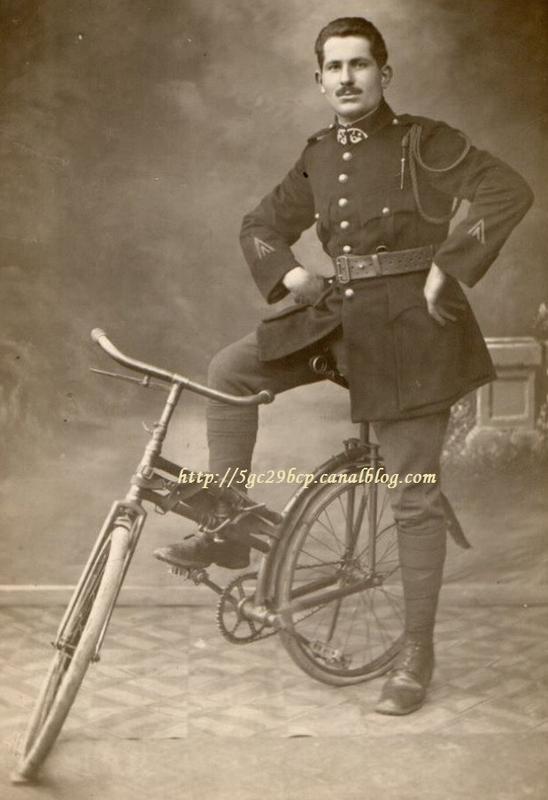 Peugeot - pliant Capitaine Gerard ,  model 1912  ww1 29683310