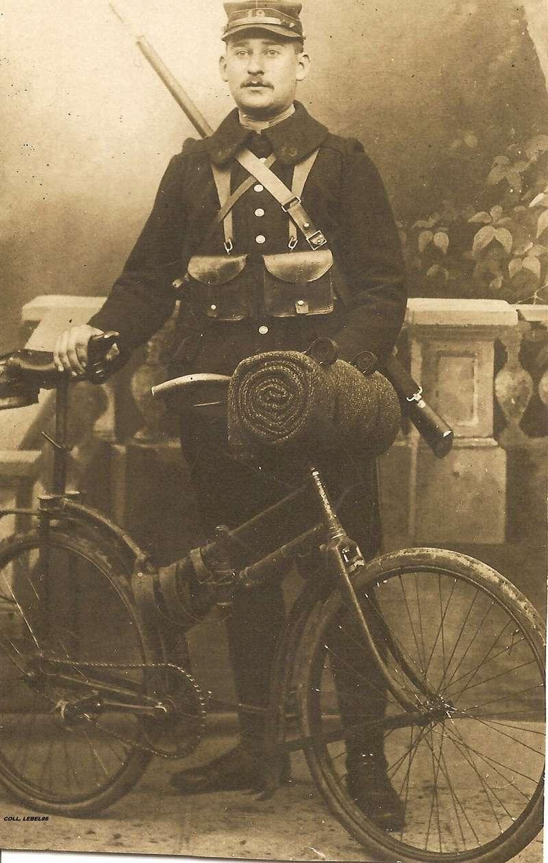 Peugeot - pliant Capitaine Gerard ,  model 1912  ww1 Belle_10