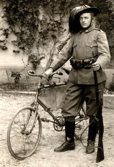 Bianchi - Bersaglieri Battaglione ciclisti  Bi10