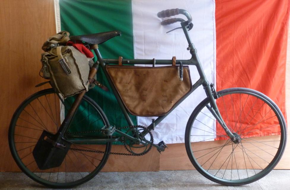 Bianchi - Bersaglieri Battaglione ciclisti  Bia10