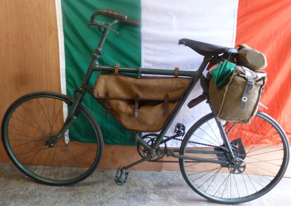 Bianchi - Bersaglieri Battaglione ciclisti  Bian10