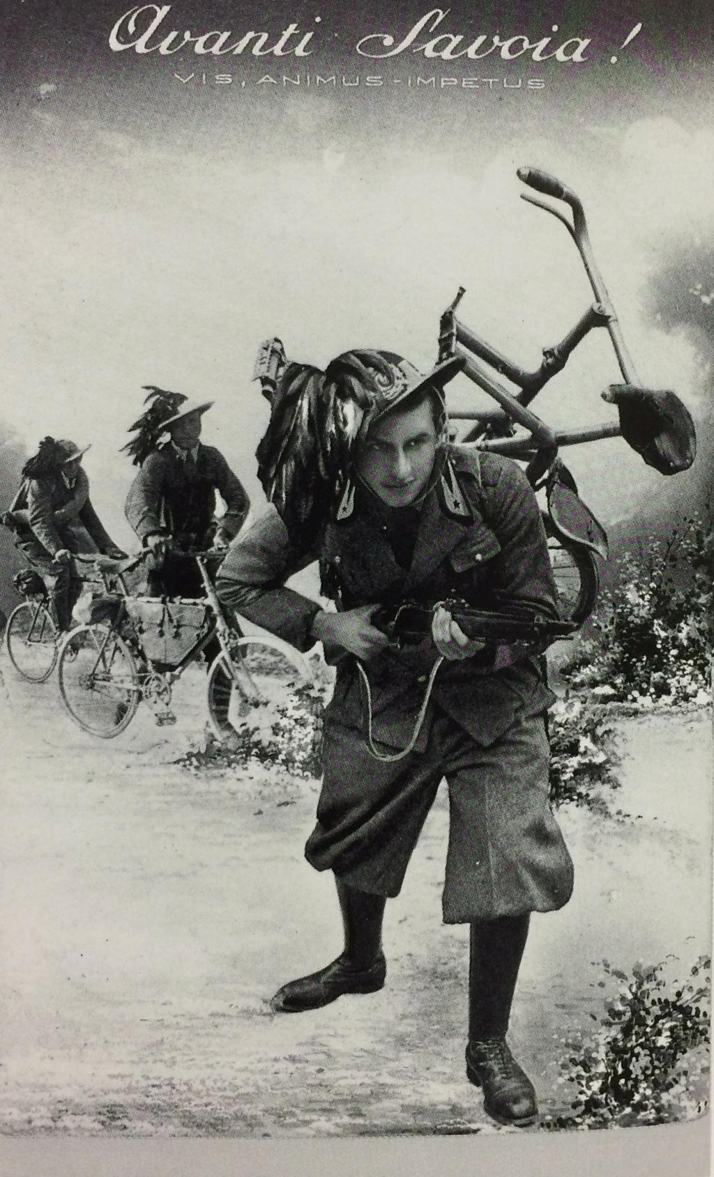 Bianchi - Bersaglieri Battaglione ciclisti  Bianc11