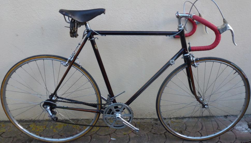 "velo de course Artisanal   "" Bianco ""  - Reynolds 531  Bianco10"