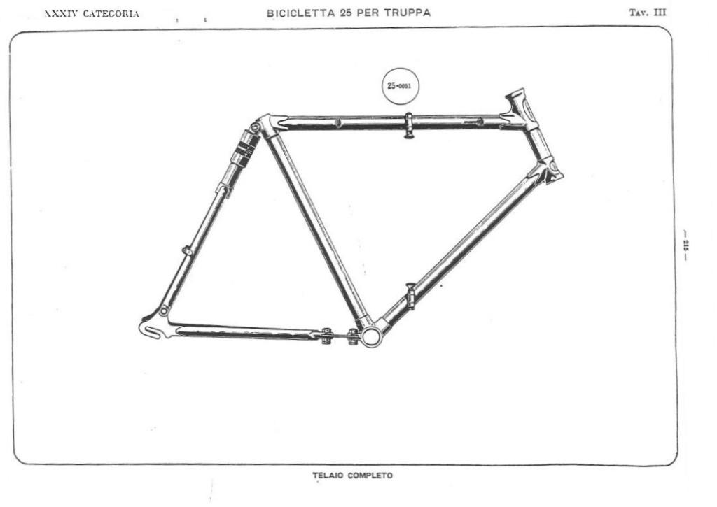 Bianchi - Bersaglieri Battaglione ciclisti  Catalo13