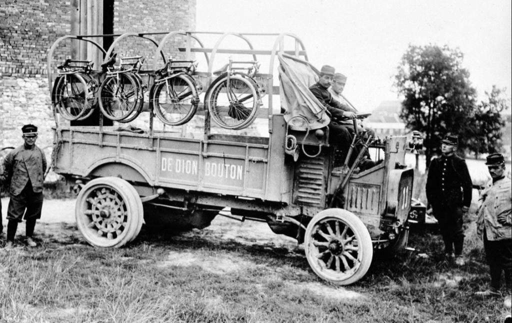 Peugeot - pliant Capitaine Gerard ,  model 1912  ww1 Dion10