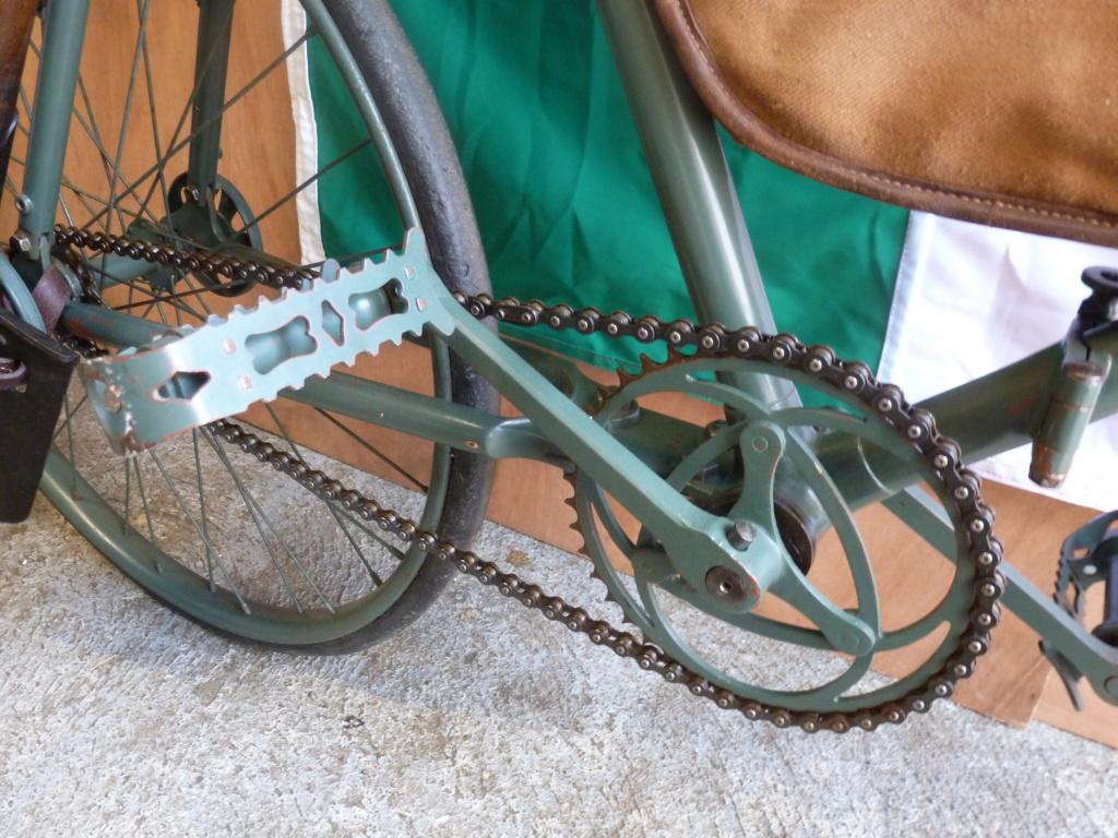 Bianchi - Bersaglieri Battaglione ciclisti  P1670518