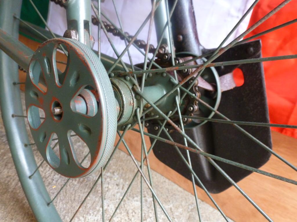 Bianchi - Bersaglieri Battaglione ciclisti  P1670611