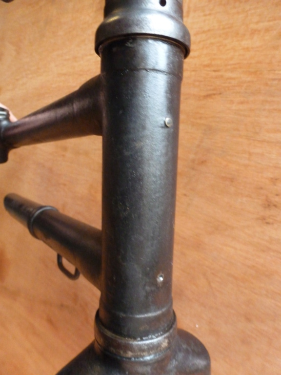 Peugeot - pliant Capitaine Gerard ,  model 1912  ww1 P1700911