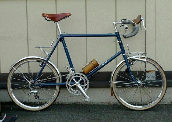randonneuse artisanal demontable  Japonaise  Toei11