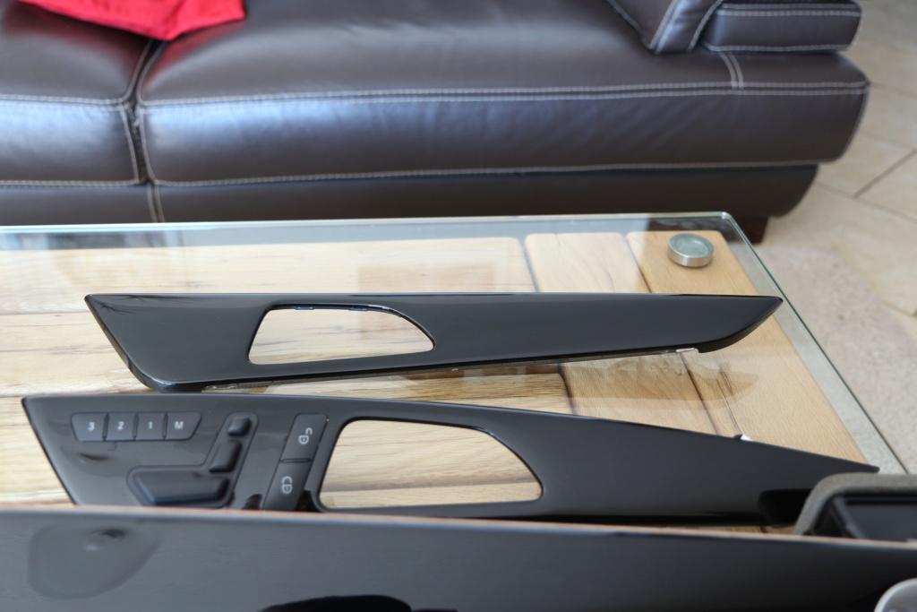 Garnitures intérieures pour CLS 218 laqué piano Img_1317