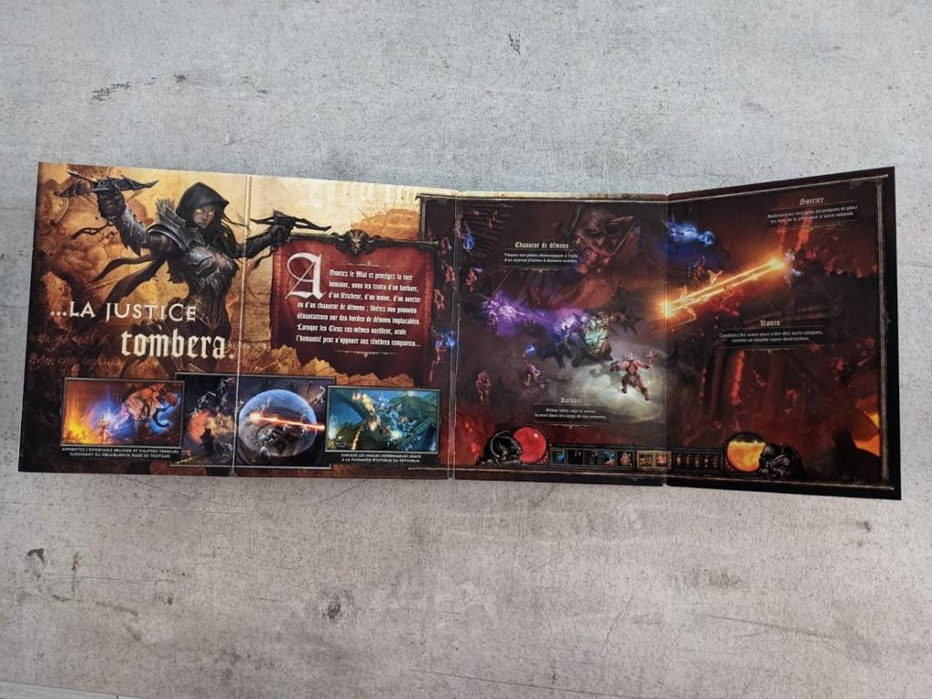 [don] Diablo 3 PC en boite  code utilisé Pxl_2019
