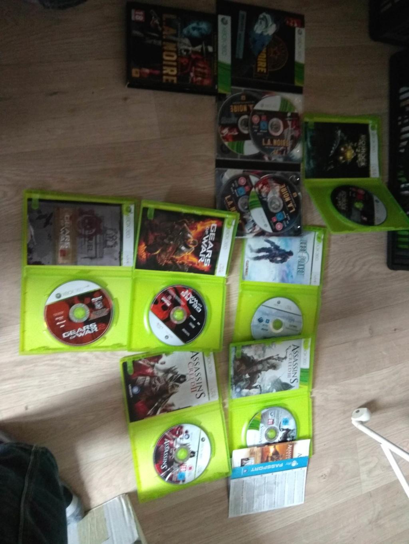 [ECH] Jeux XBOX 360 2EUROS PIECE [DON] boite xbox 360  Img_2289