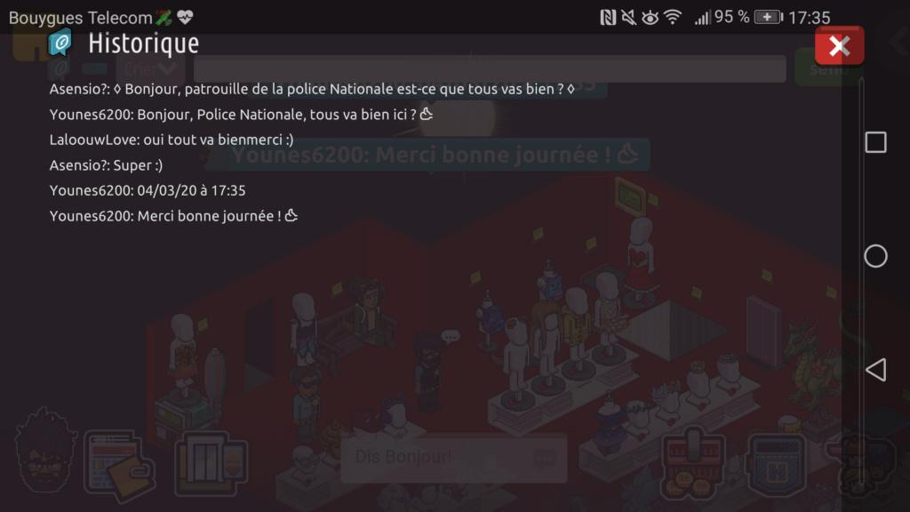 [P.N] Rapport de Patrouille de Younes6200  Scree151