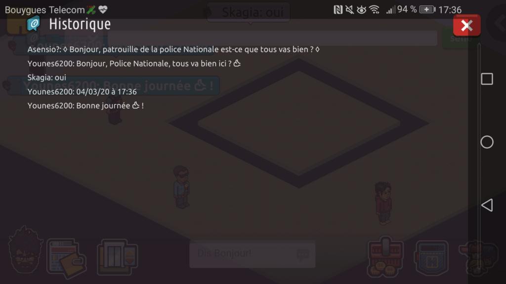 [P.N] Rapport de Patrouille de Younes6200  Scree152