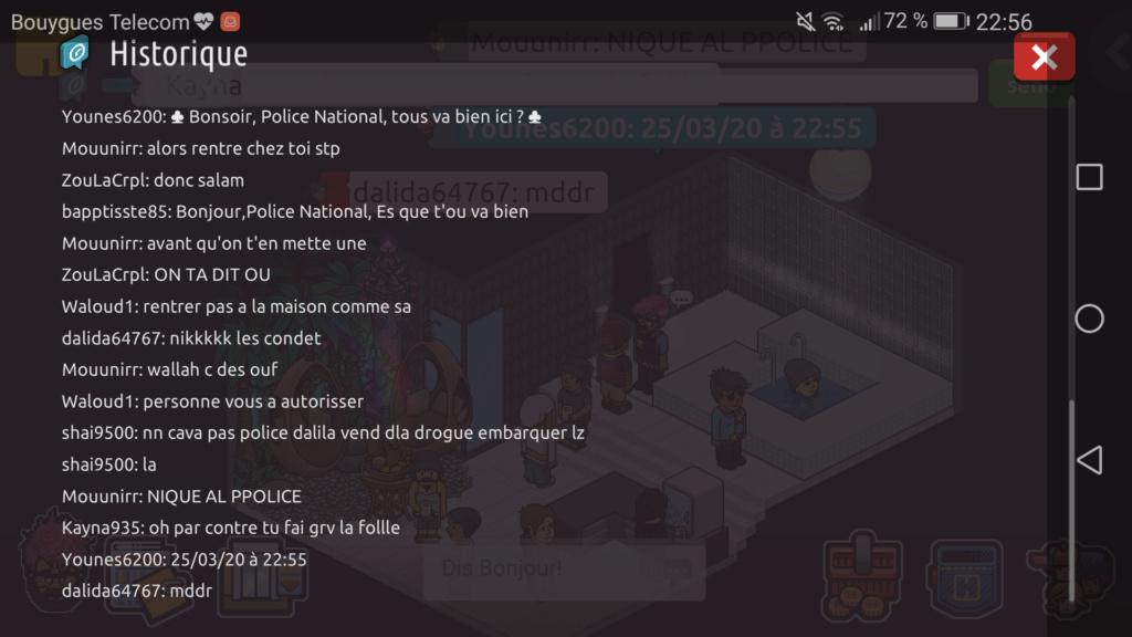 [P.N] Rapport de Patrouille de Younes6200  Scree203