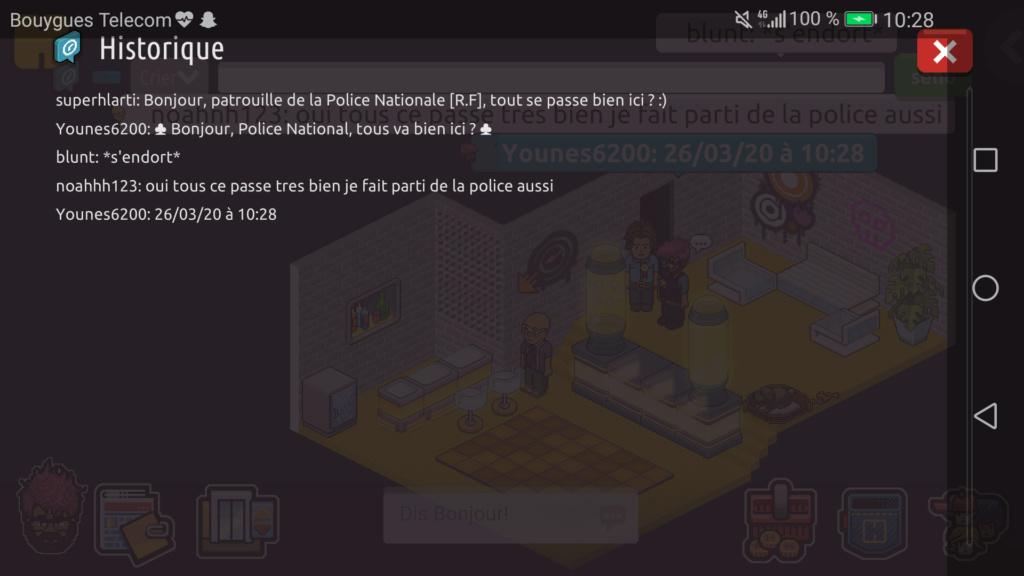 [P.N] Rapport de Patrouille de Younes6200  Scree206