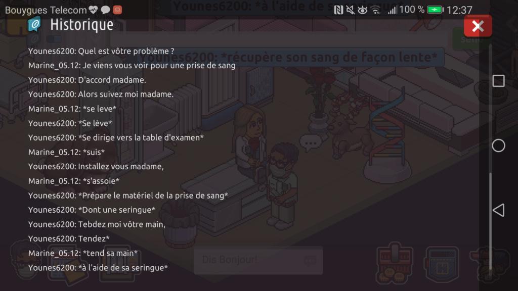 [C.H.U] Rapport d'Action RP de Younes6200 Scree233