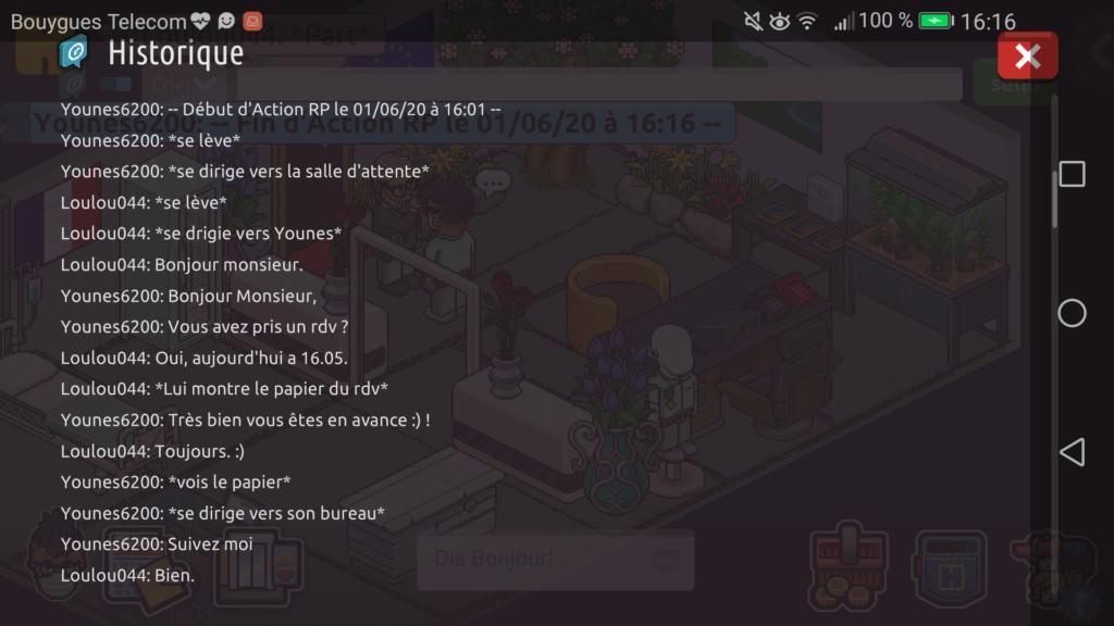 [C.H.U] Rapport d'Action RP de Younes6200 Scree382