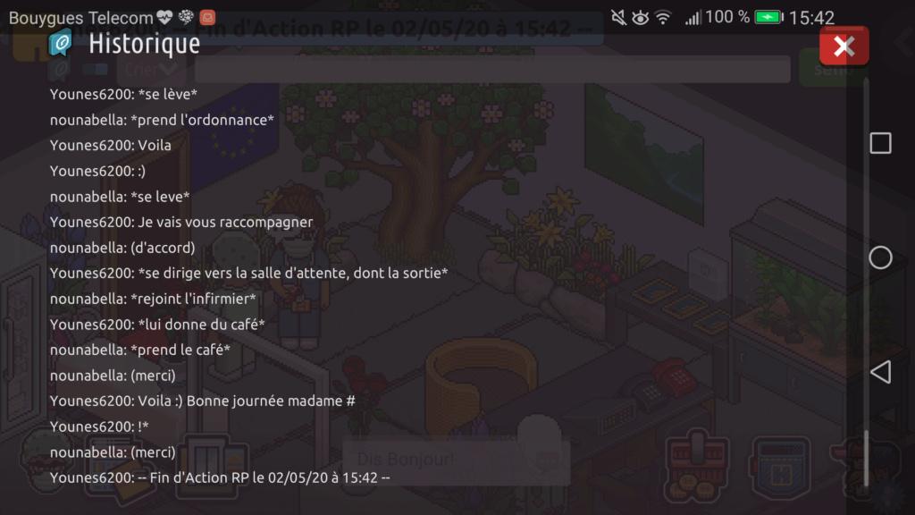 [C.H.U] Rapport d'Action RP de Younes6200 Scree397