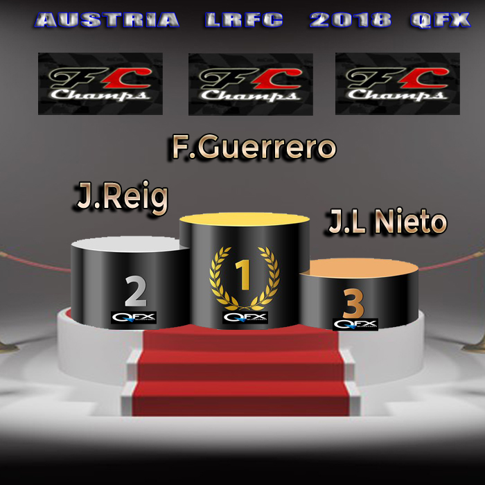 GP de Austria LrFC 2018 QFX - Resultados Podio_13