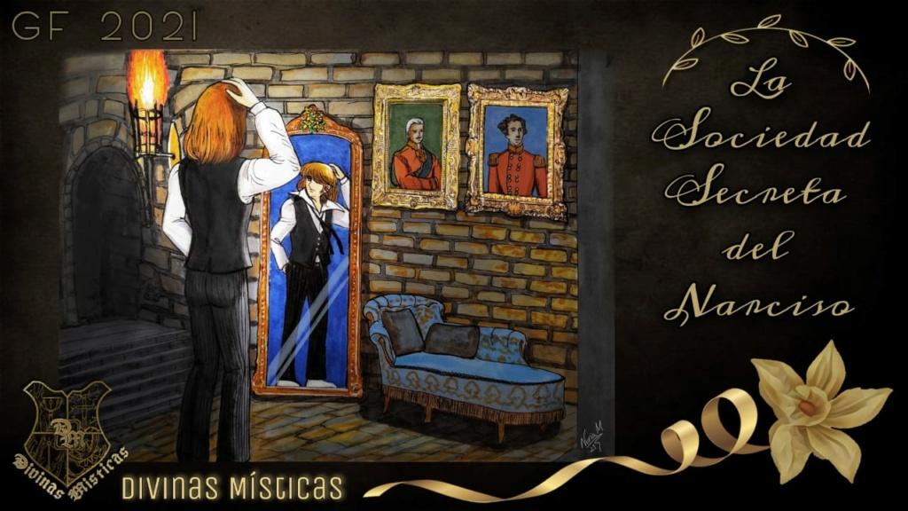"""**Las Divinas Místicas de Terry  en Sinergia Presentan """"LA SOCIEDAD SECRETA DEL NARCISO"""" CAP 1 por Fedra Fénix Img-2013"""
