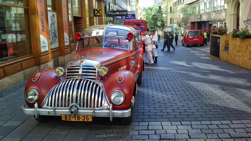 Horch 853 AS 12 Lepil de 1938 – Une voiture de pompier unique Xhorch12