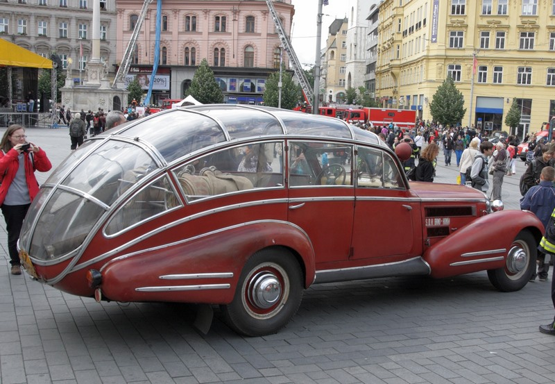 Horch 853 AS 12 Lepil de 1938 – Une voiture de pompier unique Xhorch14