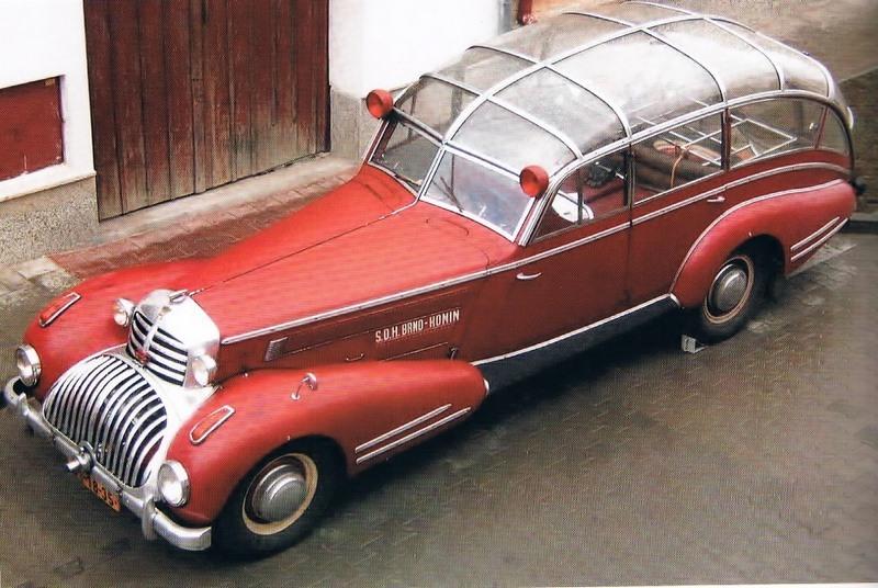 Horch 853 AS 12 Lepil de 1938 – Une voiture de pompier unique Xhorch19