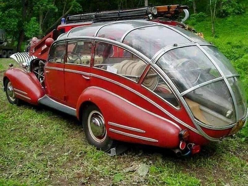Horch 853 AS 12 Lepil de 1938 – Une voiture de pompier unique Xhorch20