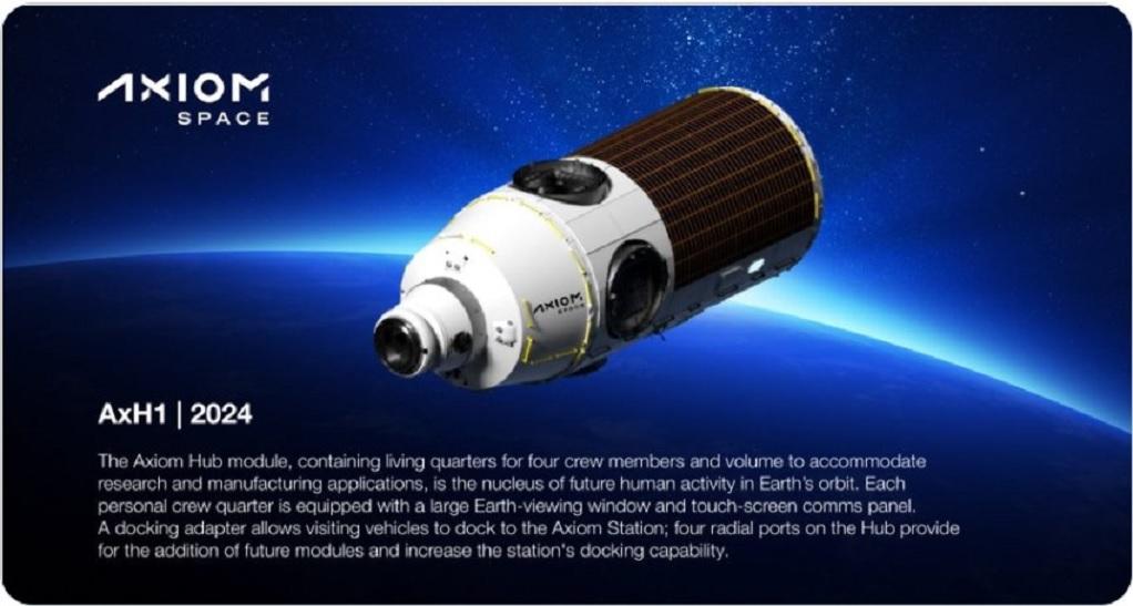 Axiom Space: un module sur l'ISS, puis une station spatiale privée - Page 2 Axh1_210