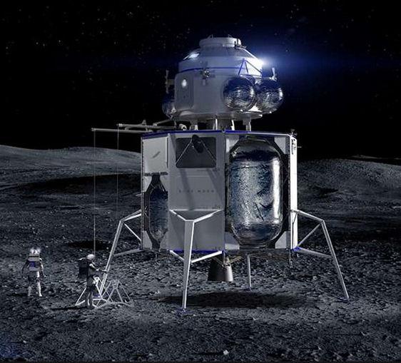 [Artemis] Contrats pour acheminer des CU sur la Lune (CLPS) Blue_m10