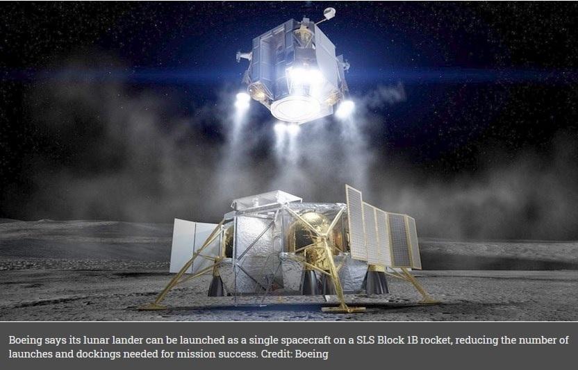 [Artemis] Atterrisseur habité (Crewed Lunar Lander) - Page 7 Boeing10